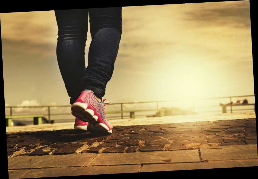 Six minutes of walking can increase motivation to perform physical activity