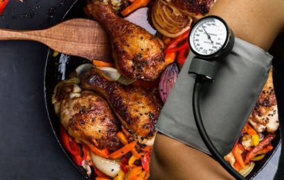 High blood pressure: Sprinkle this on your meals to lower your reading