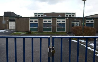 Pupil's mother in Buxton coronavirus case was rushed to hospital