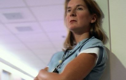 Mental health at risk for health care workers treating COVID-19