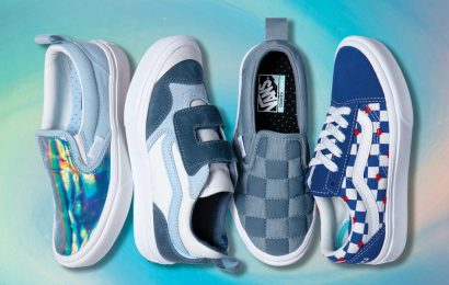 Vans released a line of sneakers for kids with autism that uses  Velcro and muted colors