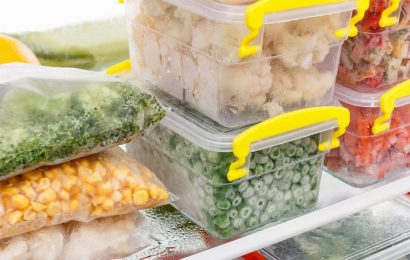 4 tips for eating well from your freezer during a coronavirus quarantine, according to nutritionists