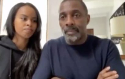 Idris Elba's Wife Sabrina Reveals She Has Tested Positive for Coronavirus, Has No Symptoms