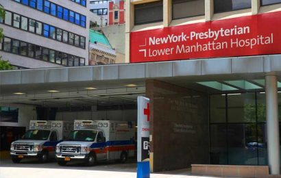 New York-Presbyterian Hospitals Ban Partners in Delivery Room Due to Coronavirus Outbreak