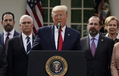 Trump declares 'national emergency' over COVID-19 in US