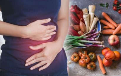 Stomach bloating warning – the one vegetable you should avoid to prevent trapped wind