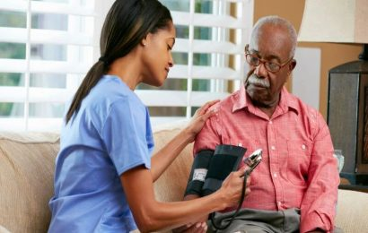 BP levels influence racial differences in cognitive decline