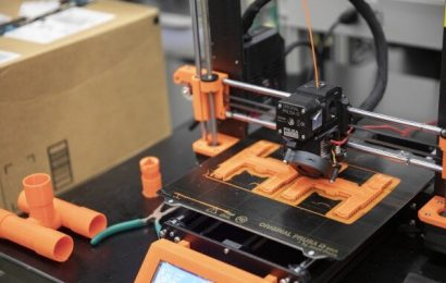 Engineers share 3-D-printed ventilator adapter design to help during COVID-19 pandemic