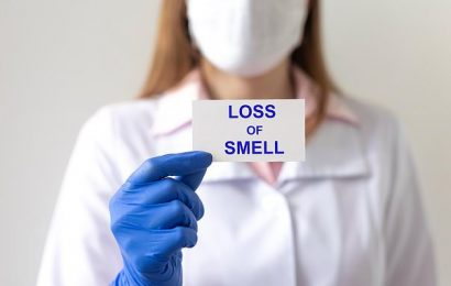 65% of people who test positive for COVID-19 lost their sense of smell