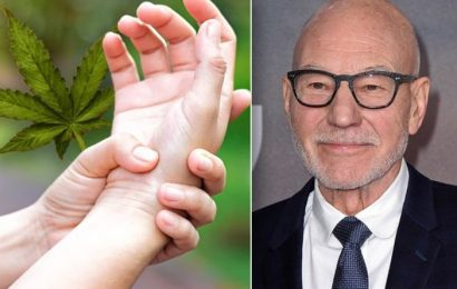 Sir Patrick Stewart health: Actor explains why he uses marijuana treatment for condition