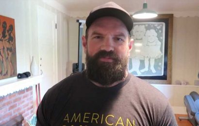 Ethan Suplee Reveals How He's Staying Jacked in Quarantine