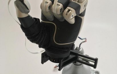 Now closer to reality: Prosthetics that can feel