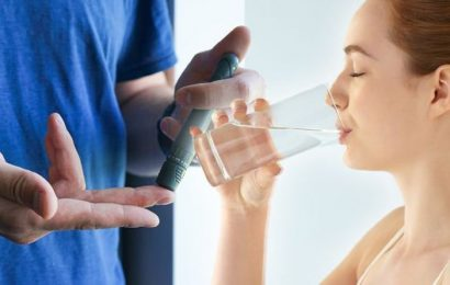 Diabetes type 2 warning: How much water do you drink everyday? Subtle symptoms revealed