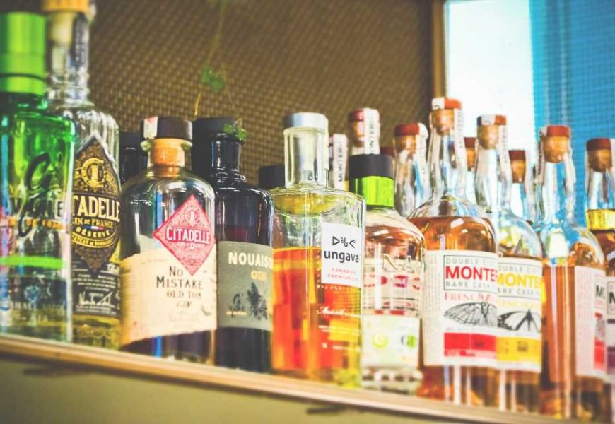 Analysis of off-trade alcohol sales in the year following minimum pricing