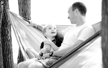Playtime with dad may improve children's self-control