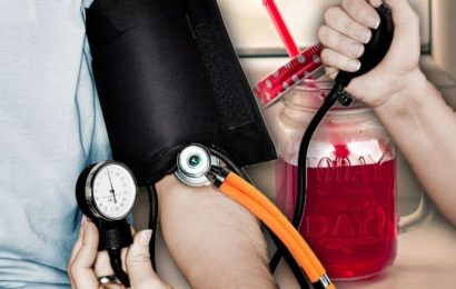 High blood pressure – the £1 breakfast fruit juice to protect against deadly hypertension