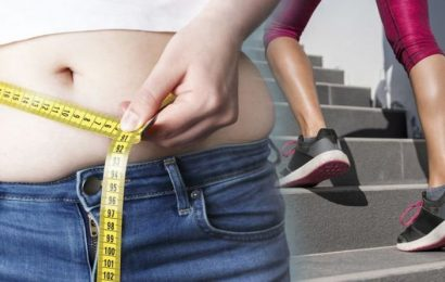 How to lose visceral fat: One of the best exercises to help burn belly fat