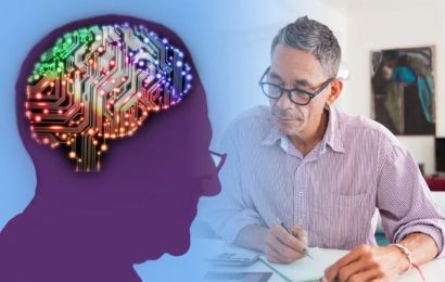 Parkinson's disease symptoms: The sign in your writing that could signal the condition