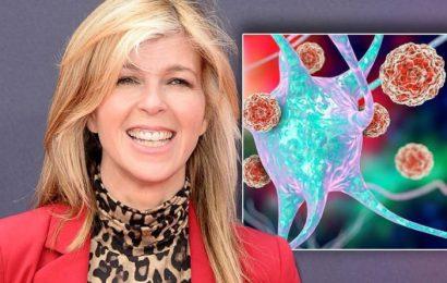 Kate Garraway health: 'I couldn't look at the lights' – GMB star reveals shock symptoms