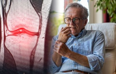 Rheumatoid arthritis symptoms: The type of pain that can signal the joint condition