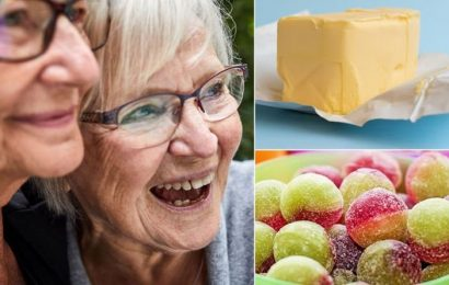 Dementia warning – the six foods you should avoid or risk Alzheimer's disease