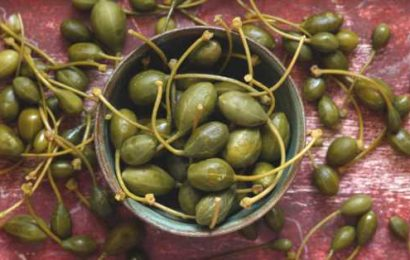 Compound in pickled capers could benefit the heart and brain