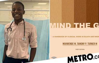 Black medic creates handbook to show how health conditions look on darker skin