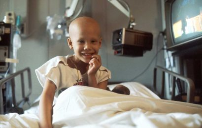 Helping children with cancer spend more time IV-pole-free
