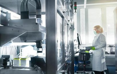German vaccine maker includes first supply agreement with the UK