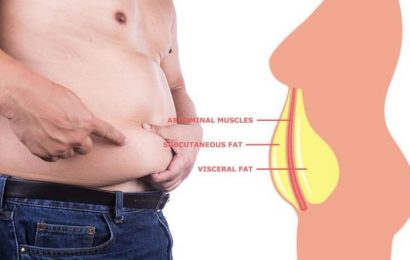 How to lose visceral fat: A nutritionist's top nine tips for shedding harmful belly fat