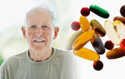 Best supplements for skin ageing: Help turn the clock backwards with one popular pill