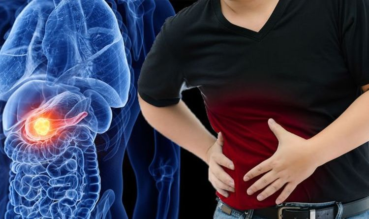 Pancreatic cancer symptoms: The first 'noticeable' sign in the stomach area