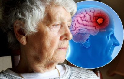 Four of the most common early warning signs of vascular dementia