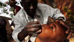 Africa declared free of wild poliovirus