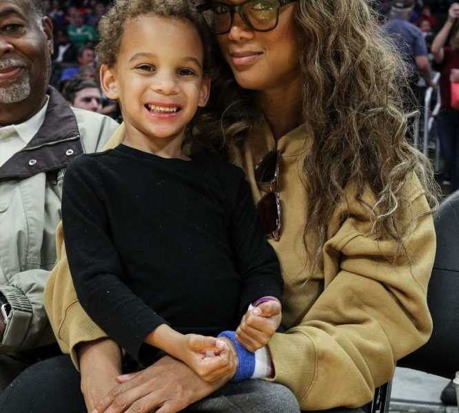 Tyra Banks on 4½-Year-Old Son York: 'Coming Home to Him Makes It All Worth It'