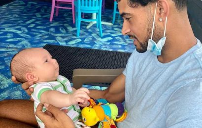 Siesta Key's Brandon Gomes Introduces Son Quincy and Apologizes to Camilla Cattaneo for Cheating