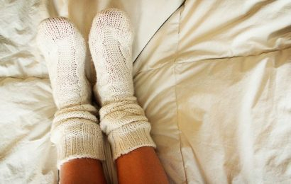 Find Out the Latest Cure for Insomnia and It Involves Socks!