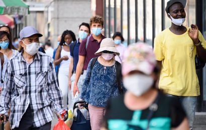 Brace for TWO YEARS of mask-wearing, warns Spanish virologist