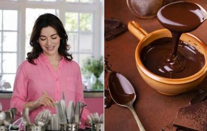 Nigella Lawson just floored us with the ultimate chocolate dessert