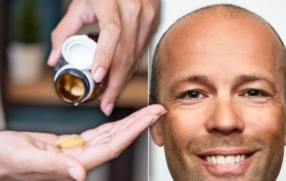 The best supplement to avoid hair loss and to stimulate hair growth at home