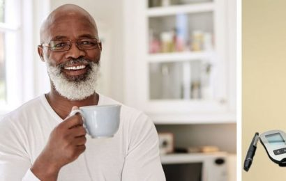 Type 2 diabetes: The best type of tea to drink to lower your risk of the condition