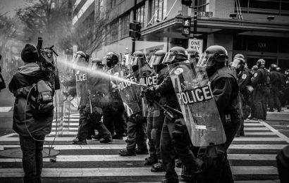 Study identifies how police violence contributes to mental health woes