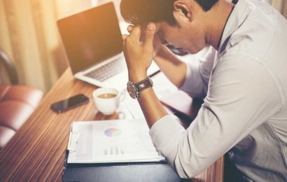 Workplace interruptions lead to physical stress