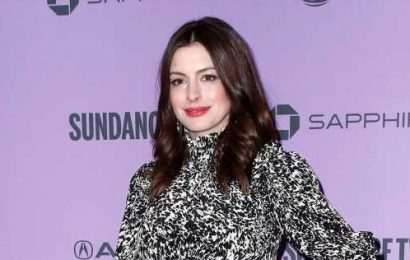 Anne Hathaway Confirms Her 2nd Son Jack's Name Nearly 1 Year After Birth