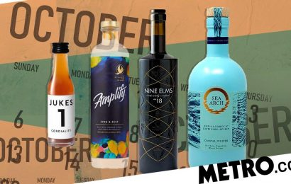 The best alcohol-free booze to see you through Sober October