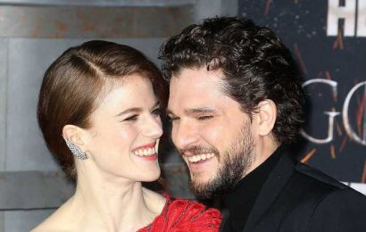 Pregnant Rose Leslie 'Can't Wait to Meet' Her and Kit Harington's Baby