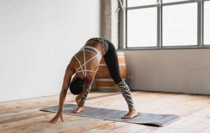 """""""How yoga helped to ease my PCOS symptoms"""""""