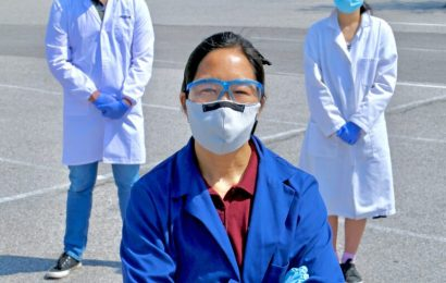 'Exhaustive' study shows cloth masks help protect both wearers and those nearby