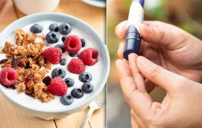 The 35p breakfast 'superfood' to lower your risk of type 2 diabetes symptoms