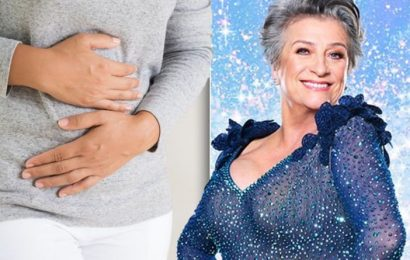 Caroline Quentin health: Strictly Come Dancing star explains 'horrible' symptoms